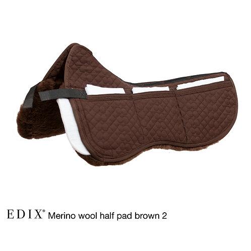 EDIX Uni Merino 8 Pocket Half Pad