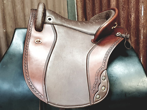 DP Ronda Deluxe Saddle