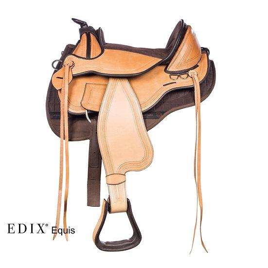 EDIX Equis Western Saddle
