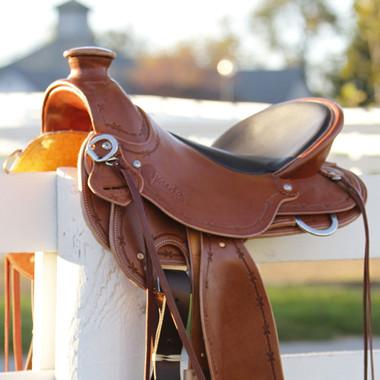 Kuda Rancher Flex Saddle