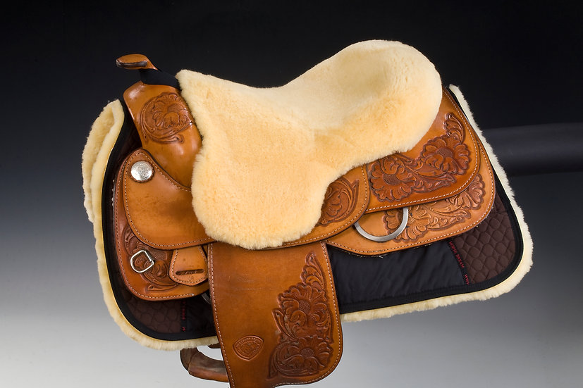 Christ Seat Saver for Western Saddles