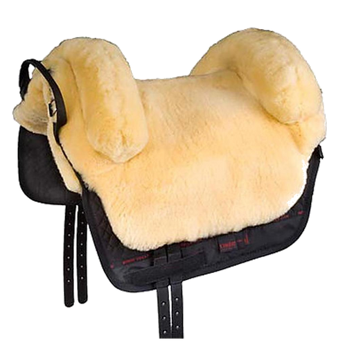 Replacement Seat for Iberica Plus Fur Saddle
