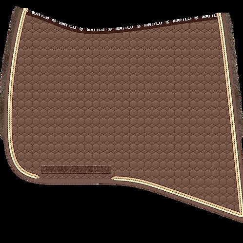 Mattes Baroque Pad + Sheepskin Panels