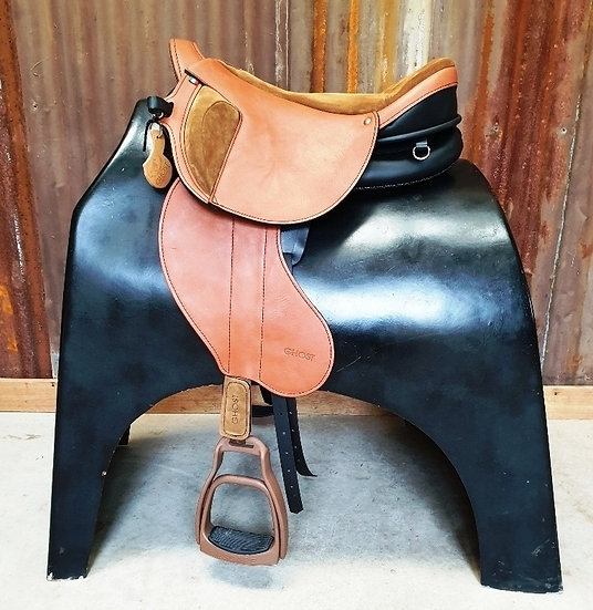 Ghost Quilty Saddle