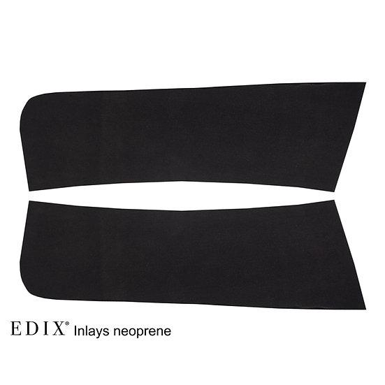 EDIX Neoprene Inlays