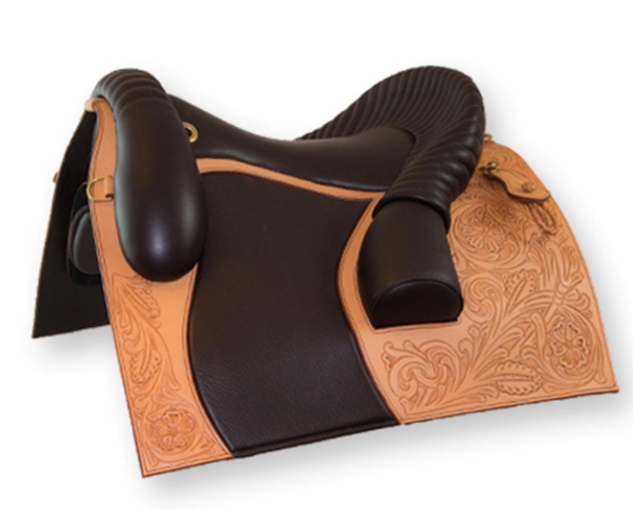 DP Buckeburger Saddle