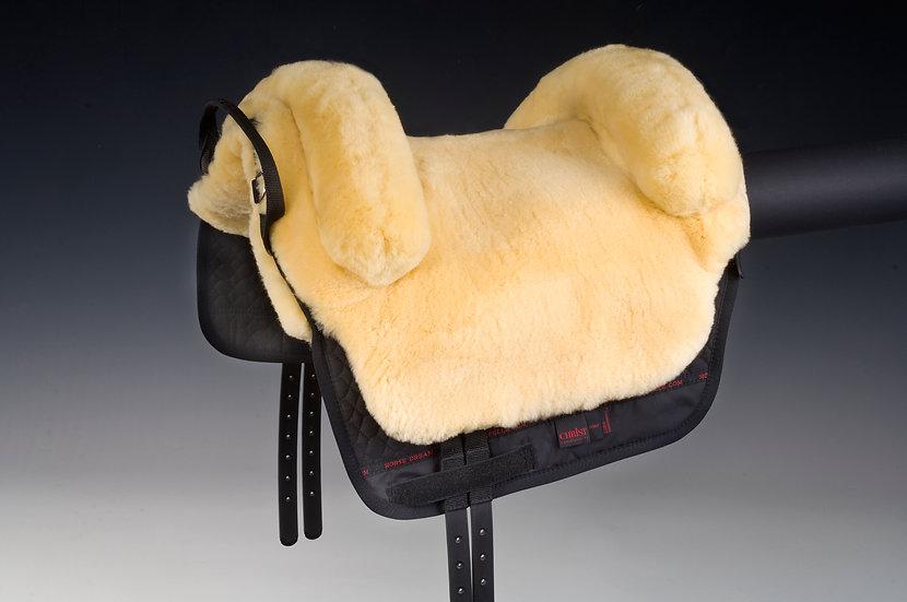 "Christ ""Iberica Plus"" Fur Saddle"