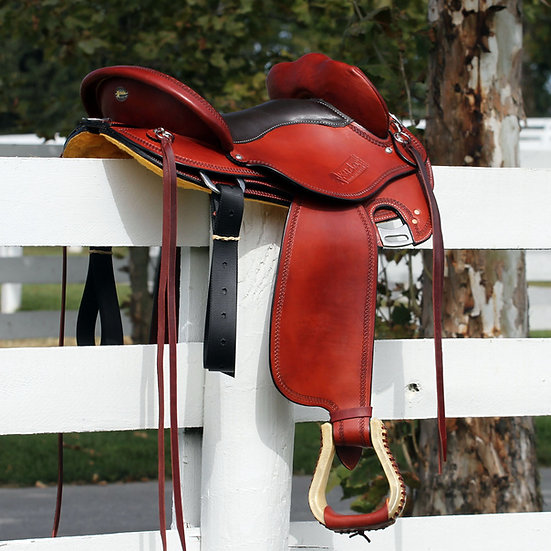 Kuda Aussie Flex Saddle