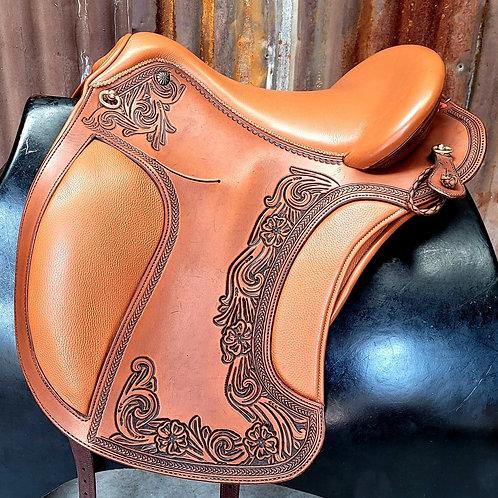 DP El Campo Flor Saddle