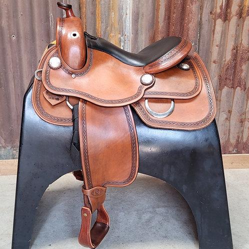 DP Flex Fit FF2213 Equitation Trainer saddle
