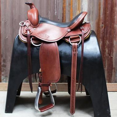 Kuda All Around Flex Saddle