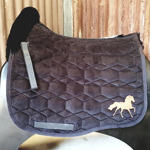 Mattes Eurofit Dressage Saddle Pad with Correction System
