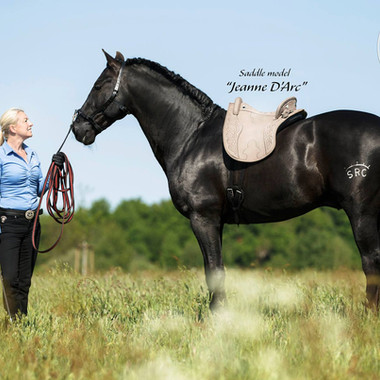 DP Jeanne D'Arc Saddle