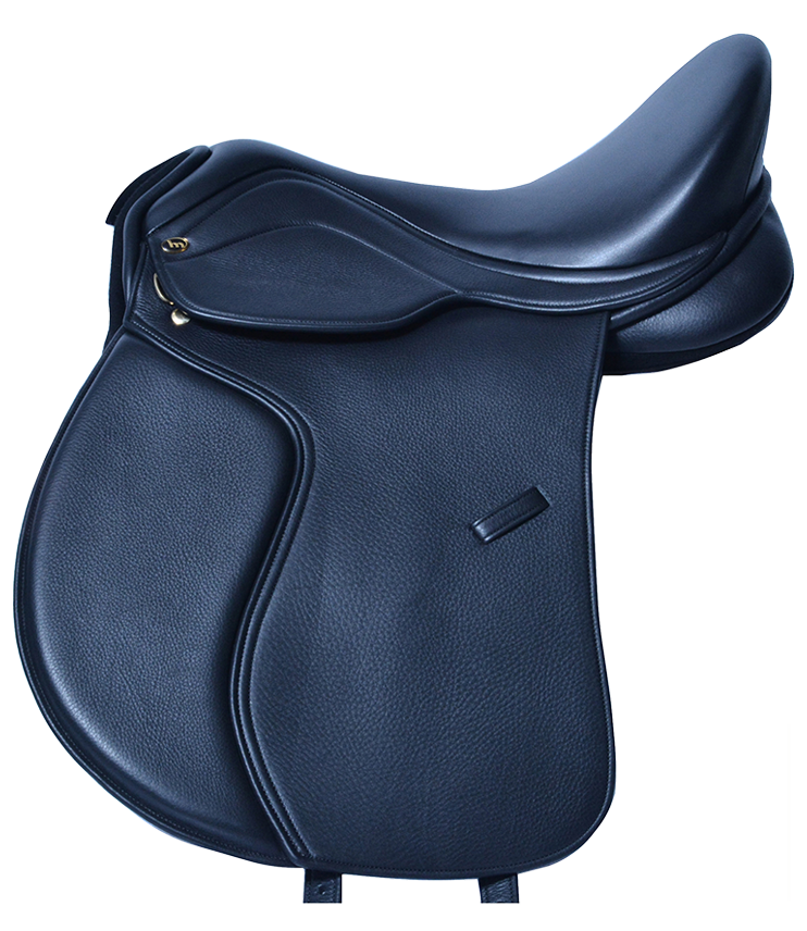 HM FlexEE GP Finale Saddle in Black