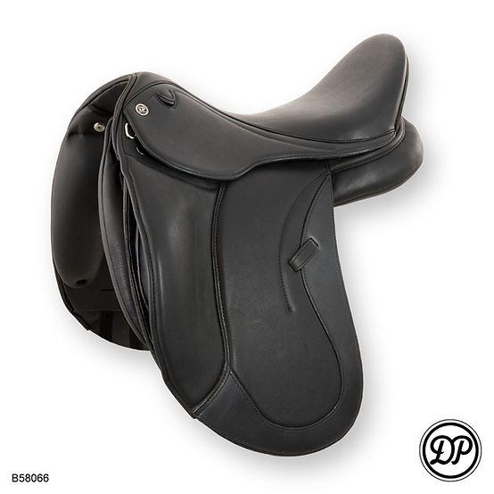 DP Nova Flex Prado Dressage Saddle
