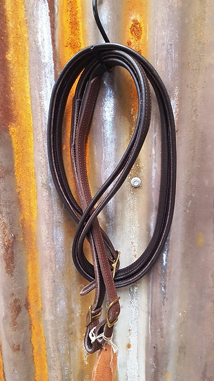 Baroque Deluxe Soft Feel Reins