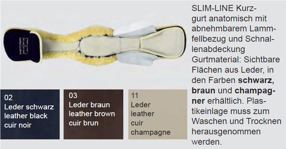 Mattes Leather Colour Chart