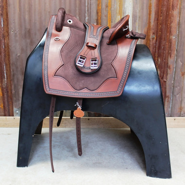 DP Baroque Deluxe Saddles