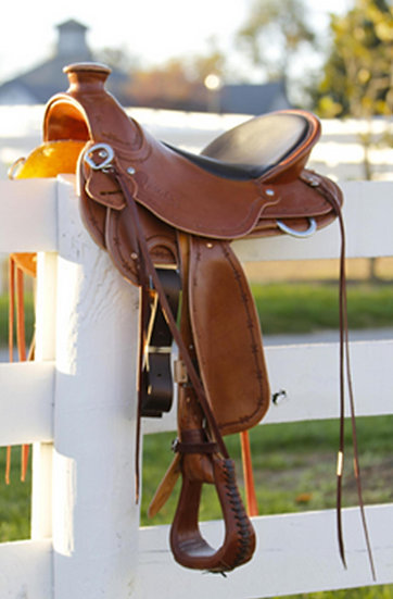 Kuda Rancher Flex Saddle