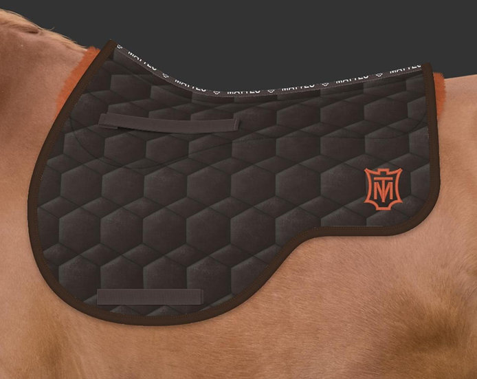 Mattes Eurofit All Purpose Saddle Pad + Sheepskin Panels