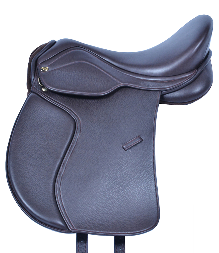 HM FlexEE Finale VSD Saddle in Havana