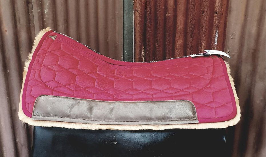 Mattes Western Square Saddle Pad
