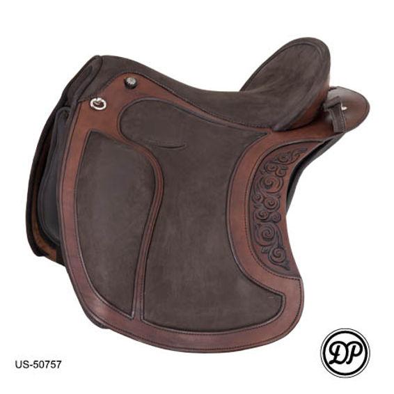 DP El Campo SKL Decor Shorty Saddle