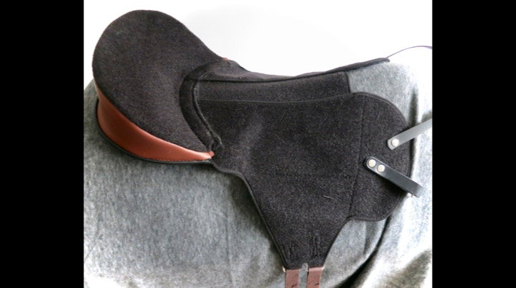 Replacement Base for Cavallin Bareback Saddles