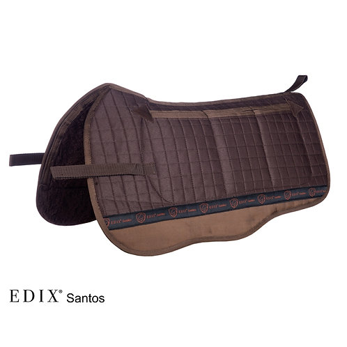 EDIX Santos Saddle Pad