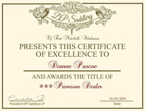 My DP 3 Star Dealer Certificate.jpg