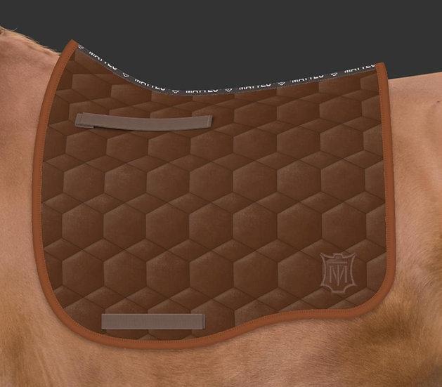 MATTES Eurofit Dressage Saddle Pad Quilt Only