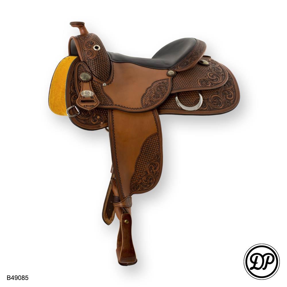 DP Flex Fit 2206 Western Saddle