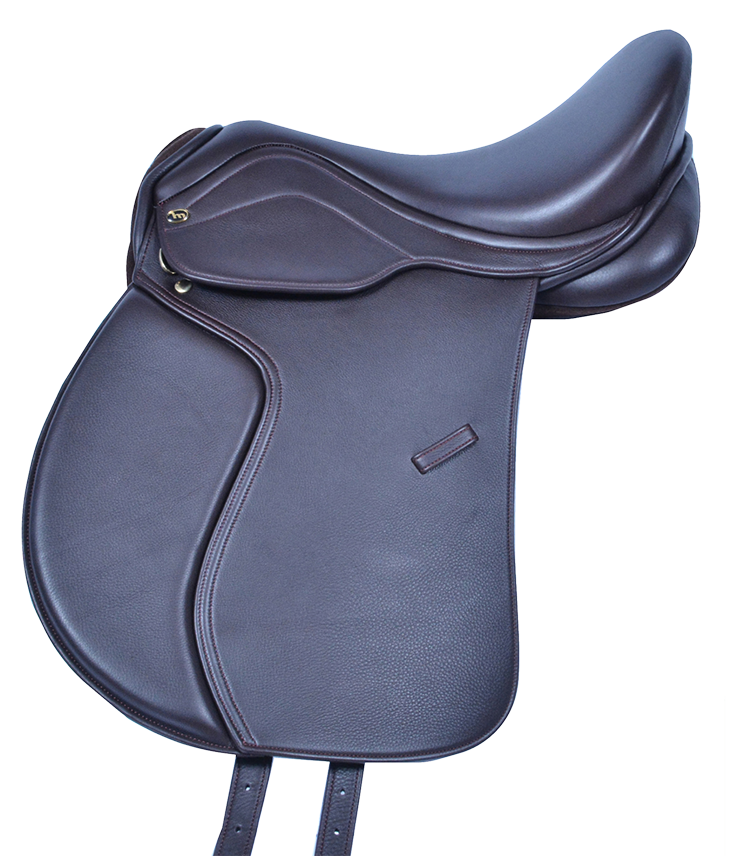 HM FlexEE GP Finale Saddle in Havana