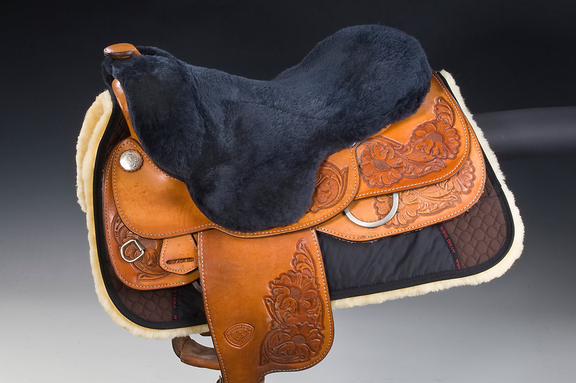 Christ Seat Saver for Western Saddles