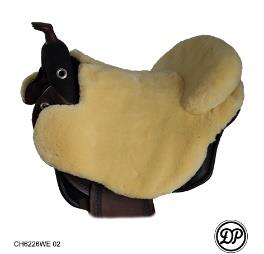 DP Quantum Western Seat Saver by Christ