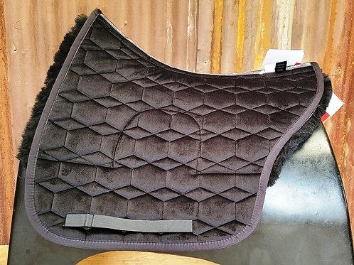 Mattes Spanish Saddle pad +Sheepskin Panels