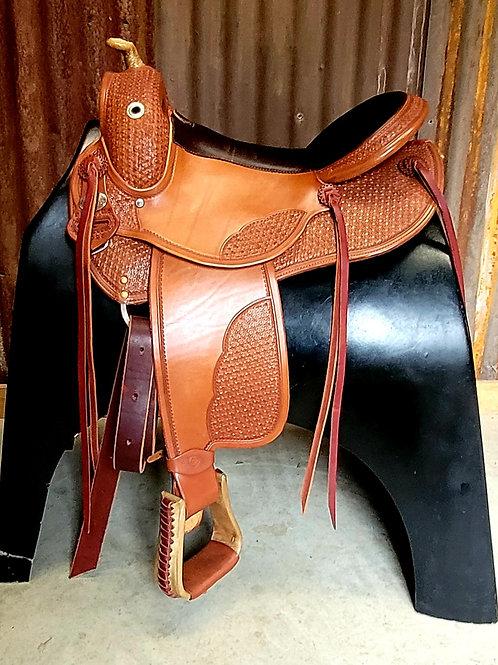 DP Flex Fit FF1028 Canyon Saddle