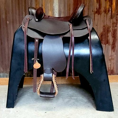 DP Startrekk Endurance/Western Saddle