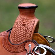 Kuda Rancher Horn