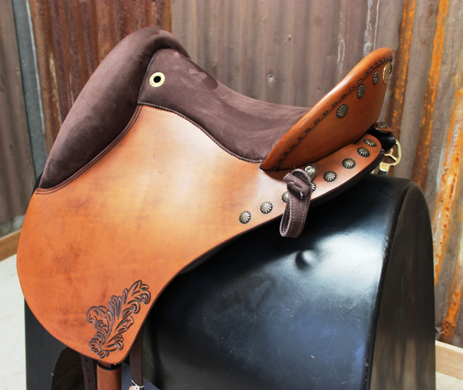 The Doma Saddle Dp Saddlery Australia The Saddlemaker