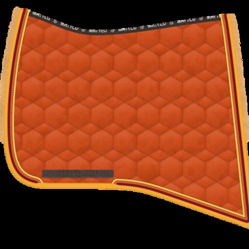 Mattes Baroque Pad + Sheepskin Panels + Correction System