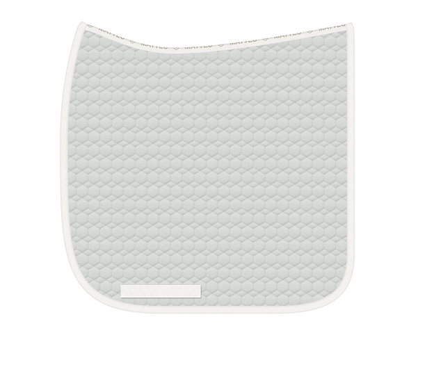 MATTES Square DR Saddle Pad Quilt only