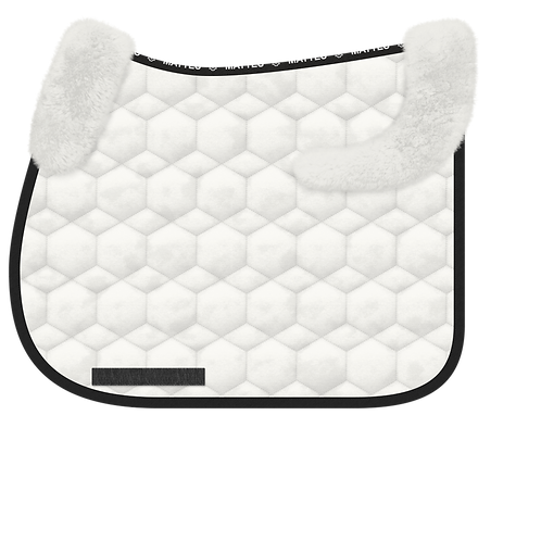 Mattes Square AP Saddle Pad with Trim, Panels & Correction System