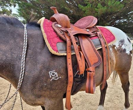 Edix Django Saddle