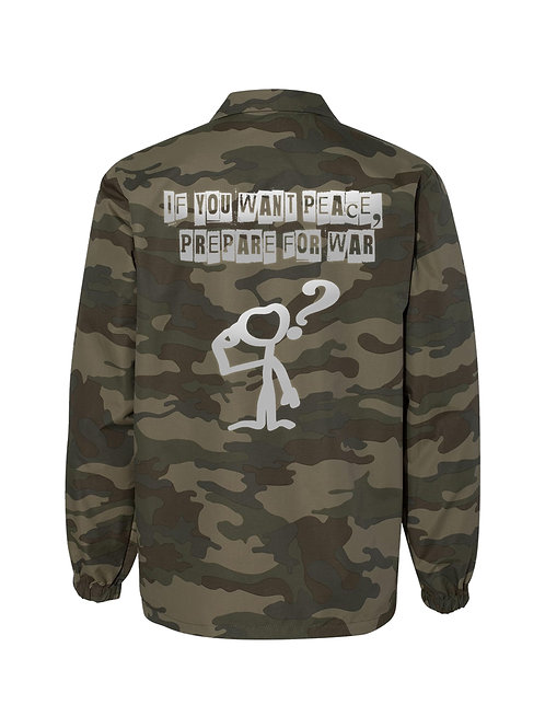 War Ready Windbreaker Jacket (Extremely Exclusive)