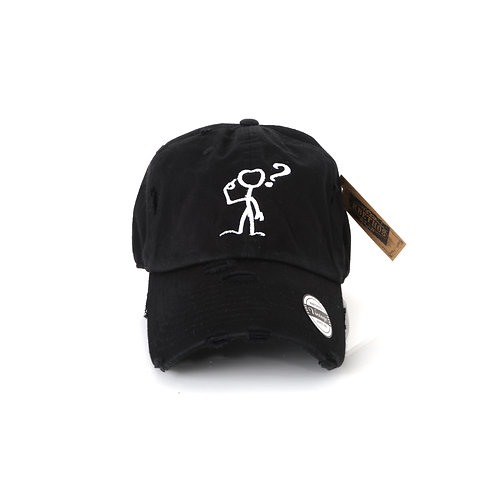 OG Black Dad Hat
