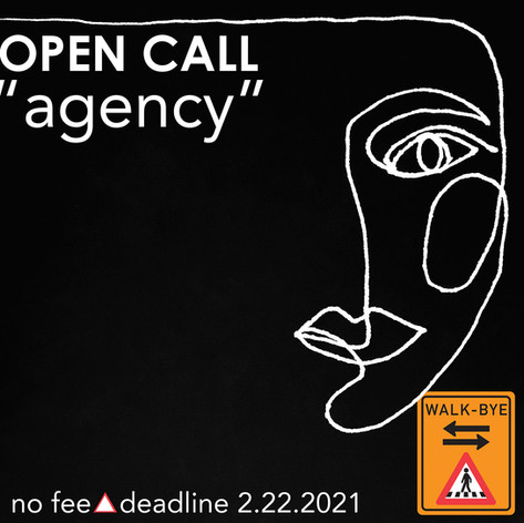 Open Call: Group Show - agency