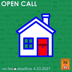 Open Call: Group Show - home