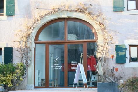 Entrée - Centre d'Ostéopathie du Prieuré - Etoy