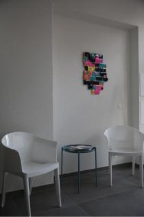 Salle d'attente - Centre d'Ostéopathie du Prieuré - Etoy
